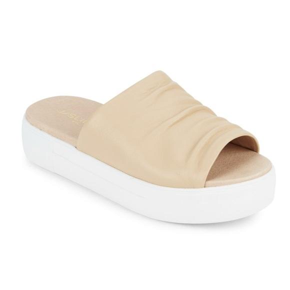 J/SLIDES Shoes   Jslides Alura Leather